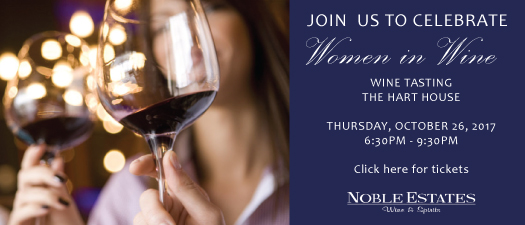 Celebrating Women in Wine – October 26th – Toronto