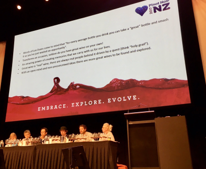 Pinot 2017 Wellington, NZ - What is greatness?
