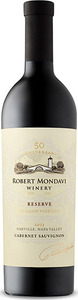 Robert Mondavi Winery Reserve Cabernet Sauvignon 2013