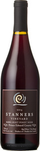 Stanners Barrel Select Pinot Noir 2014