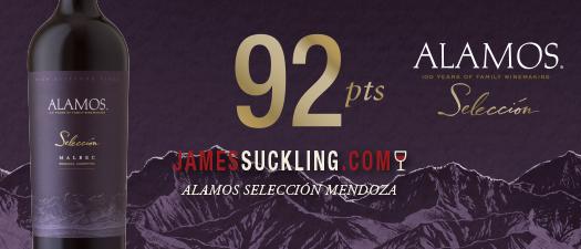 Alamos Selección Malbec 2014