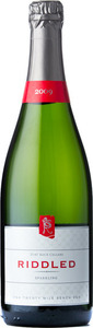 Flat Rock Cellars Riddled Sparkling 2010
