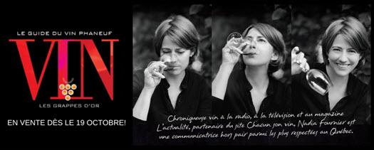 Le Guide du Vin Phaneuf