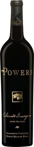 Powers Cabernet Sauvignon Champoux Vineyards 2013