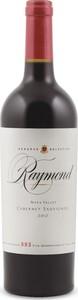 Raymond Reserve Cabernet Sauvignon 2014