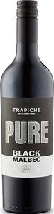 Trapiche Pure Black Malbec Unoaked 2015