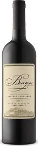 Burgess Cabernet Sauvignon 2013