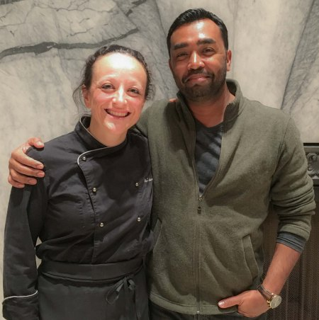 Team 1- Giovanna Alonzi and Suresh Doss-0996