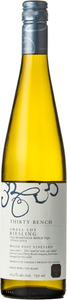 Thirty Bench Small Lot Riesling Wood Post Vineyard 2015