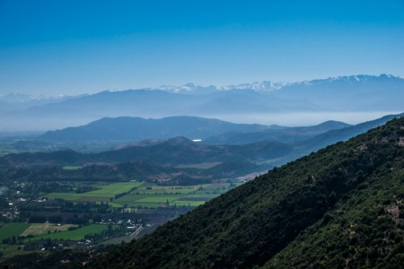 Andes and Colchagua Valley from the LFE 900 project vineyard-6964