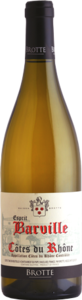 Brotte Esprit Barville Blanc 2015