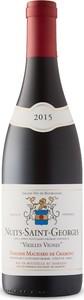Machard De Gramont Vieilles Vignes Nuits Saint Georges 2015