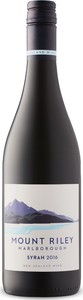 Mount Riley Syrah 2016