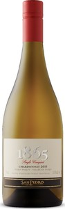 San Pedro 1865 Single Vineyard Chardonnay 2015
