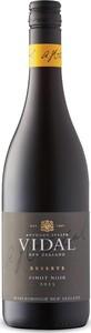 Vidal Estate Reserve Pinot Noir 2015