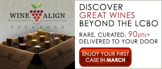 The WineAlign Exchange