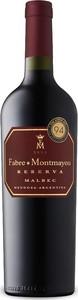 Fabre Montmayou Reserva Malbec 2015