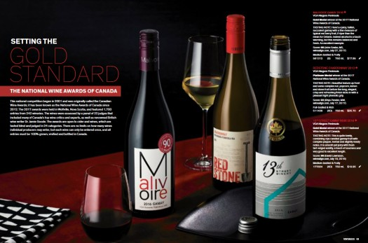 Setting the Gold Standard - VINTAGES Magazine