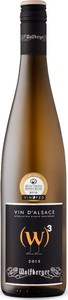 Wolfberger W3 Riesling Muscat Pinot Gris 2016