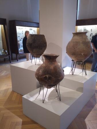 Ancient Georgian qvevri - Photo Credit: Andrew Graham