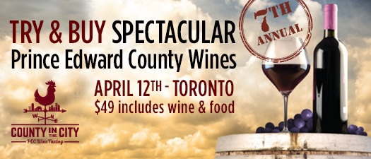 Try & Buy Prince Edward County Wines