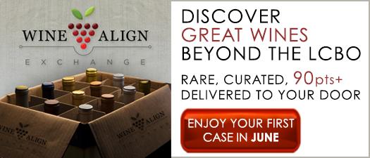 WineAlign Exchange