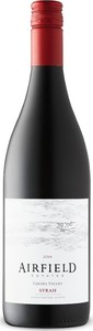 Airfield Estate Syrah 2014