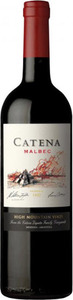 Catena Malbec High Mountain Vines 2015