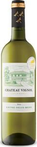 Château Vignol Blanc 2016