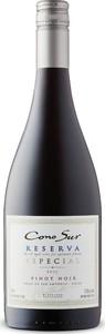 Cono Sur Reserva Especial Pinot Noir 2015