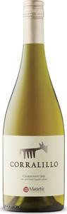 Matetic Corralillo Chardonnay 2015