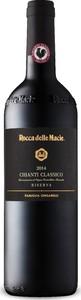 Rocca Delle Macìe Zingarelli Riserva Chianti Classico 2014