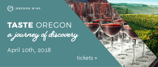 Purchase Tickets Today - Taste Oregon Tuesday!
