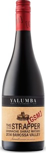 Yalumba The Strapper GSM 2016