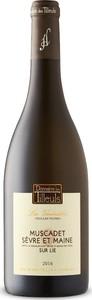 Domaine Des Tilleuls Les Vénérables Vieilles Vignes Muscadet Sèvre Et Maine 2016