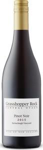 Grasshopper Rock Earnscleugh Vineyard Pinot Noir 2015