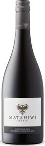 Matahiwi Estate Pinot Noir 2016
