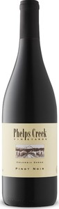Phelps Creek Pinot Noir 2014