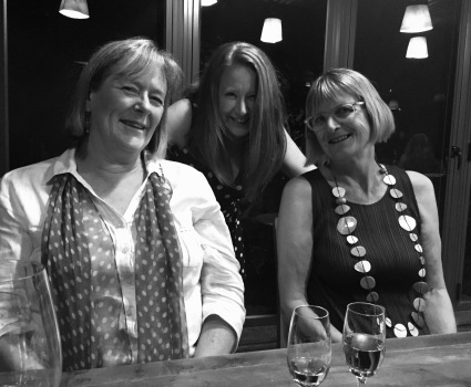 Pioneering women of wine Jane Hunt MW and Jancis Robinson MW - 1