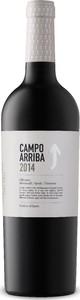 Campo Arriba Old Vines Monastrell Syrah Tintorera 2014