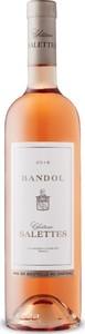 Château Salettes Bandol Rosé 2017