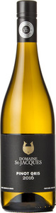 Domaine St Jacques Pinot Gris 2017