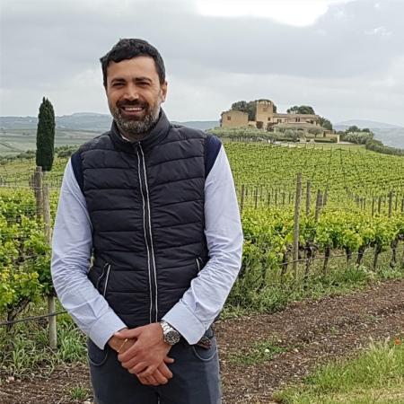 Feudo Principi Di Butera winemaker Antonio Paolo Froio