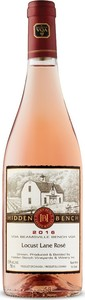 Hidden Bench Locust Lane Rosé 2017
