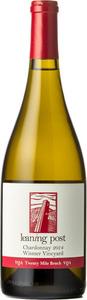 Leaning Post Chardonnay Wismer Vineyard Foxcroft Block 2015