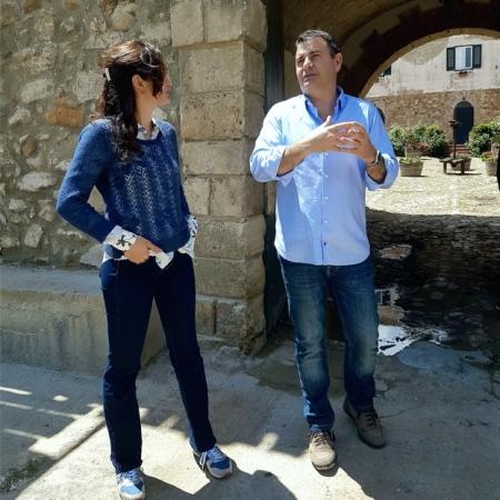 Melissa Muller and Fabio Sireci, Feudo Montoni