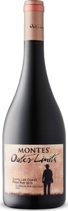 Montes Outer Limits Zapallar Coast Pinot Noir 2015