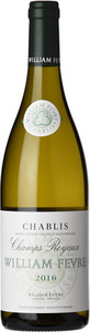 William Fèvre Champs Royaux Chablis 2016