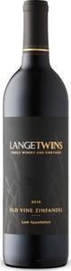 Lange Twins Old Vine Zinfandel 2015