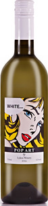 Lykos Winery Pop Art White 2016